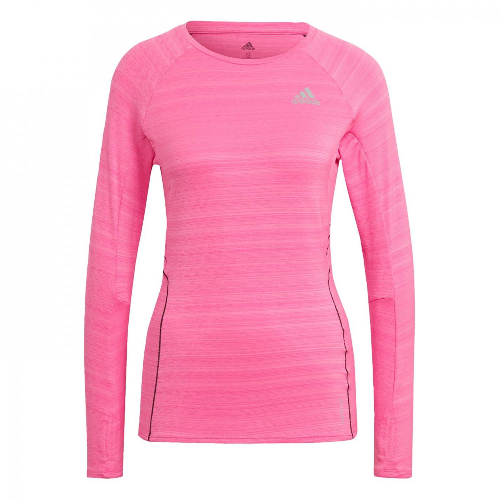 Adidas Runner Long-Sleeve Top Womens