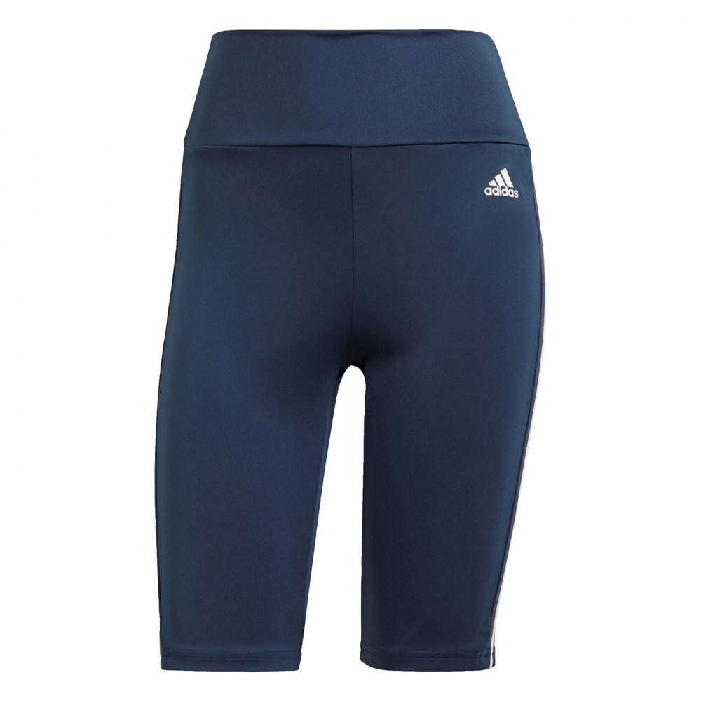 Adidas Designed To Move High-Rise Short Sport Tights Wome