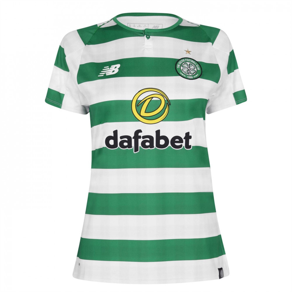 New Balance Celtic FC Home Jersey Ladies
