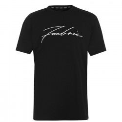 Fabric Logo T Shirt