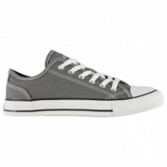 SoulCal Canvas Low Ladies Canvas Shoes
