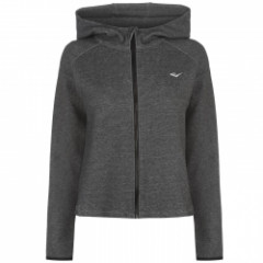Everlast Open Back Zipped Hoody Ladies