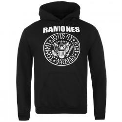 Official Band Ramones Hoody Adults