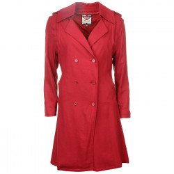 Lee Cooper Trench Coat Ladies