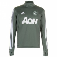 adidas Manchester United FC Training Top Mens